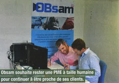 OBsam anticipates obsolescences 0